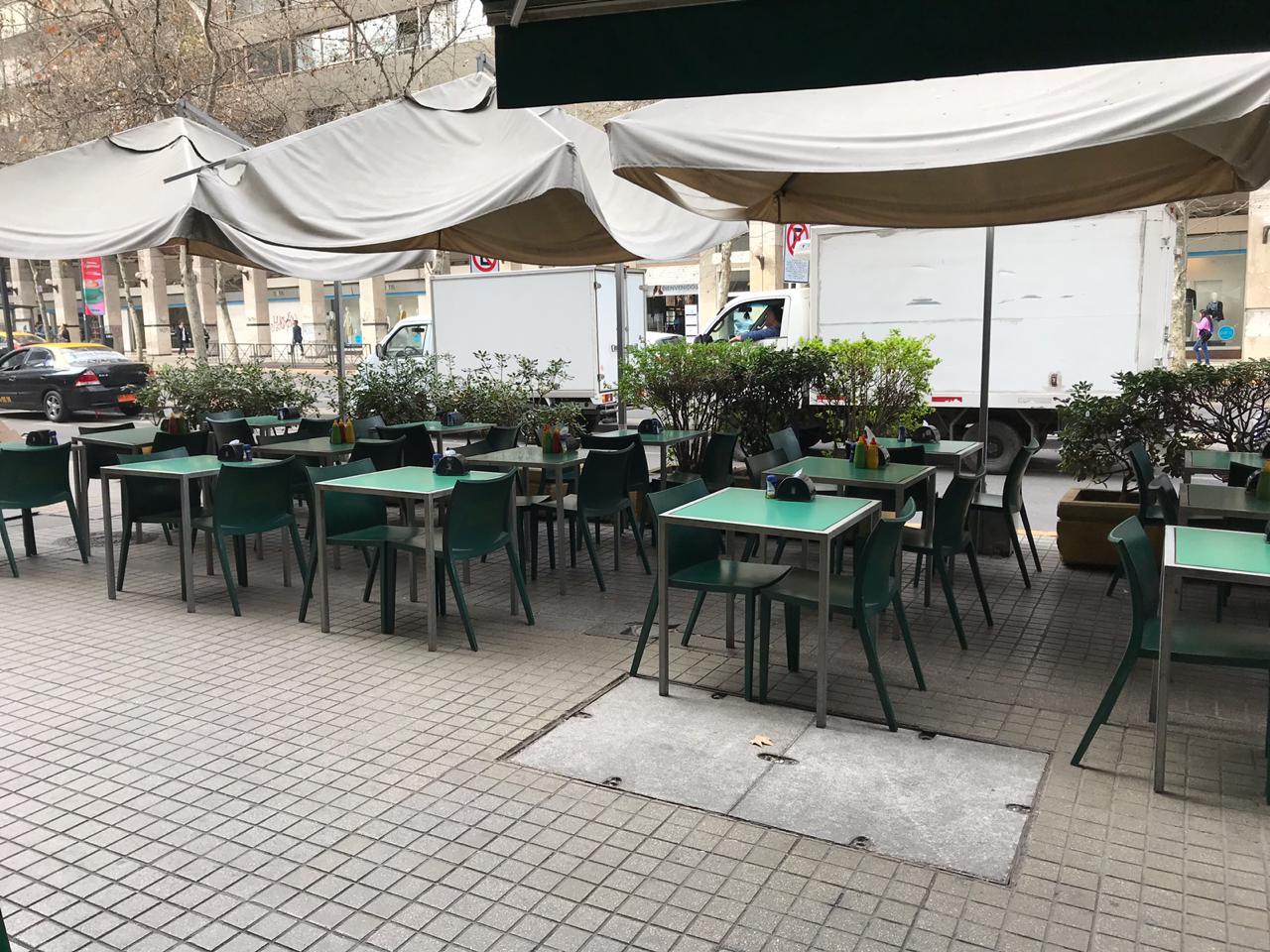 Restaurant Providencia 150mts2